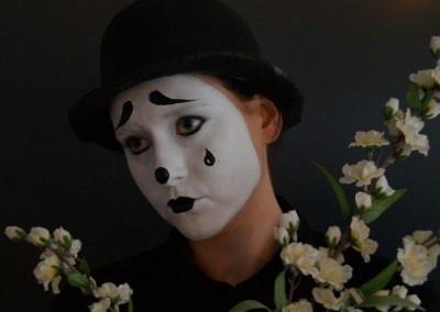 Sentimentaler Pierrot